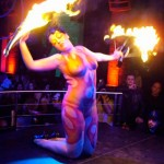Cirque du Maquillage: Event produced by BOA for Temptu