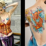 Color Mundo Body Art Show (Right: Tattoo by Jenai Chin)