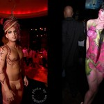 Left: Marc Jacobs, Right: Stoli Vodka Event